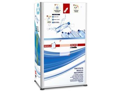 Máquina de Reverse Vending EC GDO -