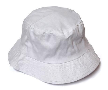 Únicos / Sombrero De Tela 1200 Blanco - null