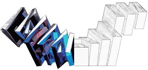 Angulus – piastre a led personalizzate per creare forme irregolari - null