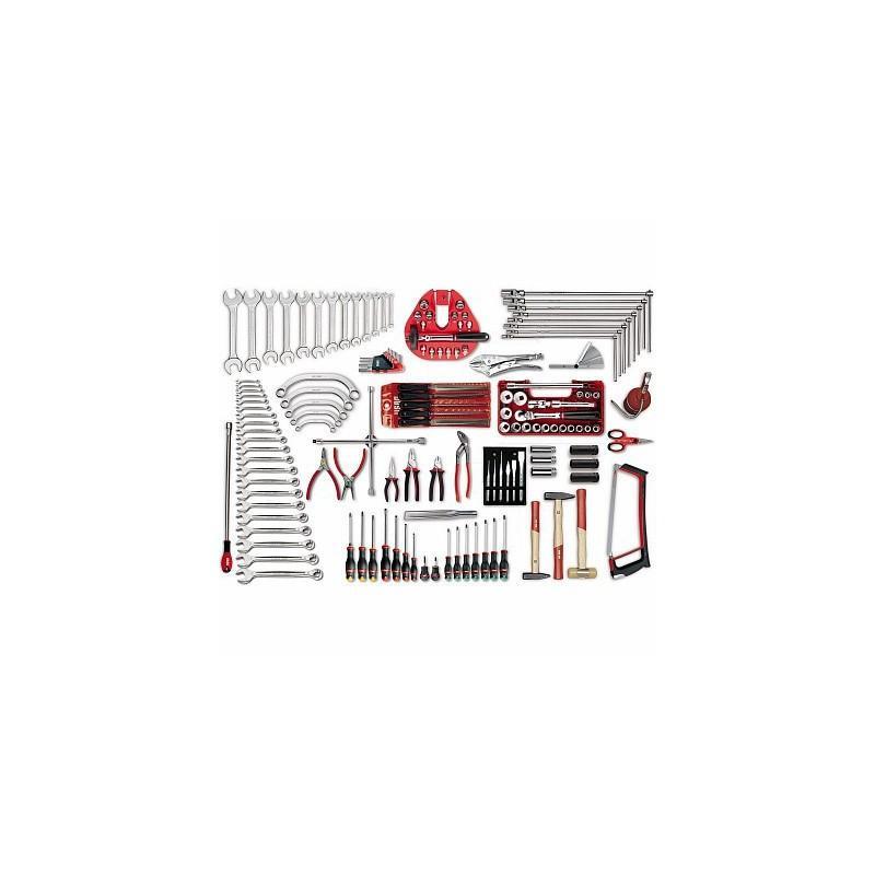 USAG 496 B2 Assortiment d'outils pour l'automobile - Outillage