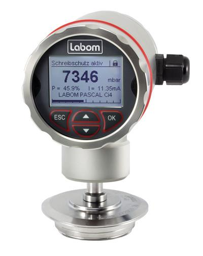 Relative and absolute pressure transmitter - PASCAL Ci4110 - Pressure transmitter for the measuring of relative and absolute pressures