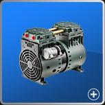 Air Compressor - JP-90C, 120C – Oil less Rocking Piston Type