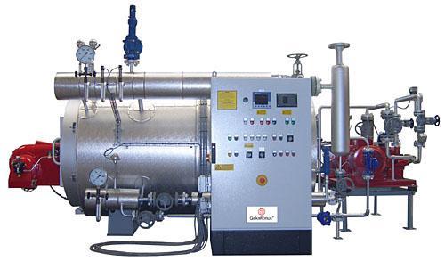 Quick Steam Generator - The quick steam generator LSG-HP