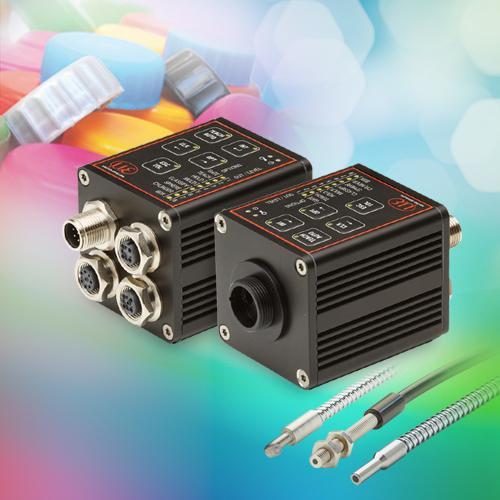 Compact True Color Sensor - CFO100 / CFO200