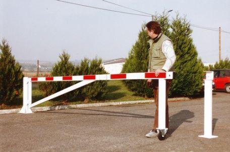 Barrières Tournantes Très Grande Longueur 6, 7, 8 Mètres - Portique Limiteur D'accès