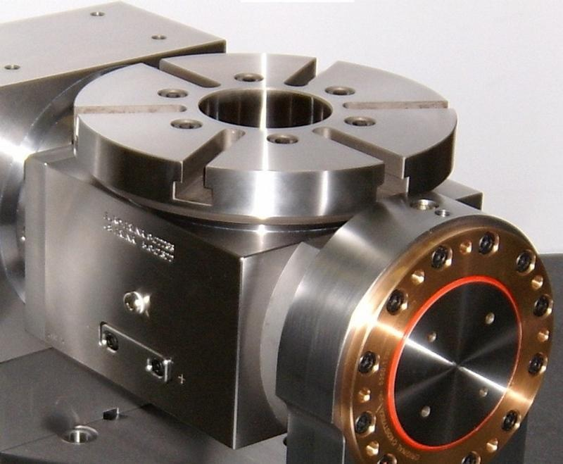 Collets facilities - Collets facilities - For the purpose of efficient workpiece clamping