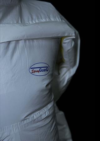 Scafandri SprayGuard® - Scafandri Ventilati