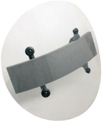Tenues Accessoires - BOUCLIER CIRCULAIRE DIA. 60CM - EPAISSEUR 4MM