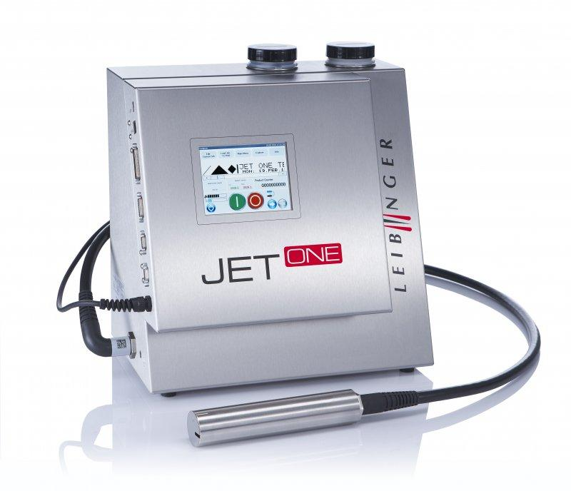 JET One - Entry Line continuous inkjet printer