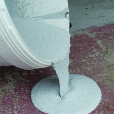 Peinture murale anti-humidité - Etanch'système 25 kg Rouleau de 31 cm de large Cadre et Manc