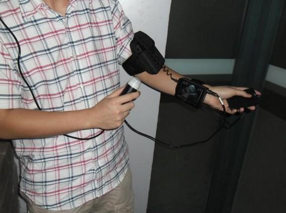 Veterinary wrist ultrasound scanner for pig/sheep/goat -  pig,sheep,goat Veterinary wrist ultrasound scanner