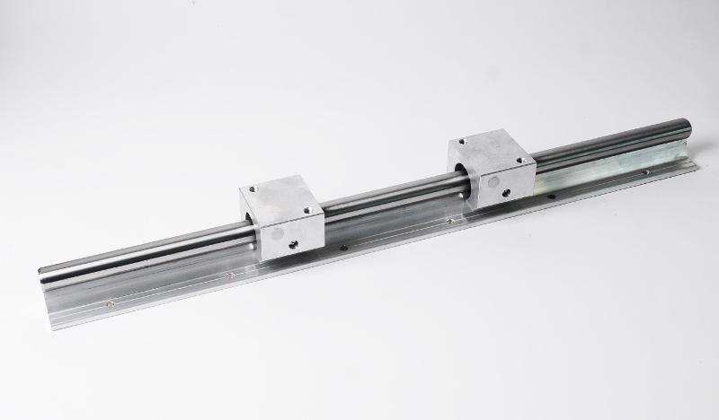 Linear unit with rail - Linear-Set Type LS-SMTSN-20-W-GE