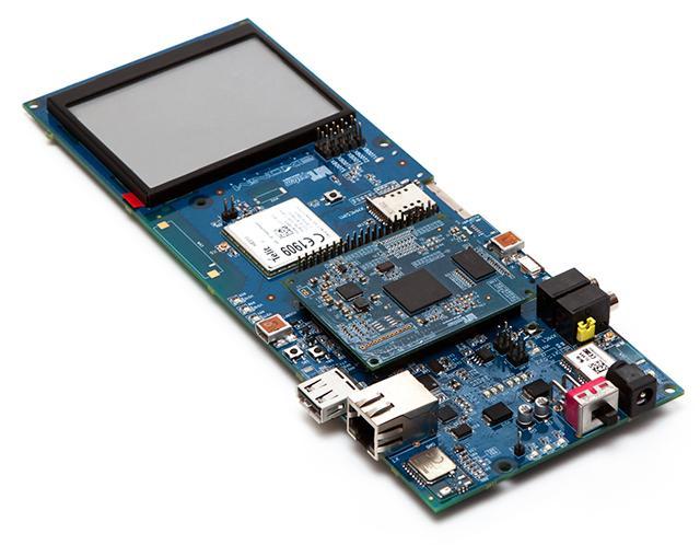 Processor module AXSY-SoM-SAMA5D3 - Processor modules development and production