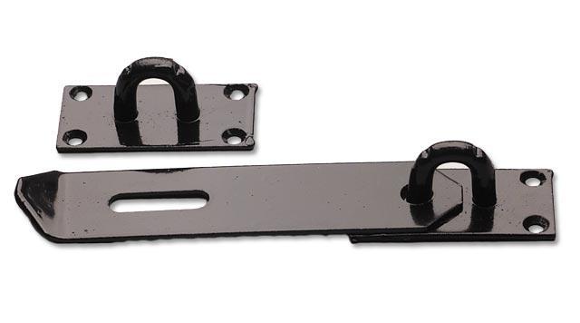 Staple lock, hasp [SW] - Furniture and hinges