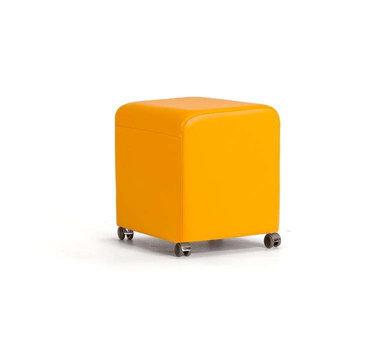 poufs - POUF ROSSINI roll