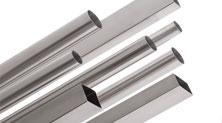Cylinder tubes - Geschweißte Zylinderrohre