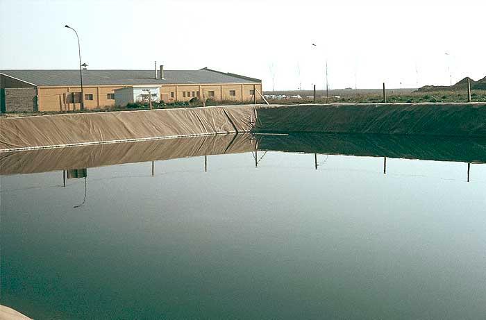 Bassins de stockage - null
