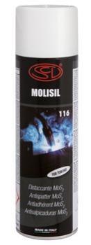 MOLISIL - Antiadesivo con MOS2