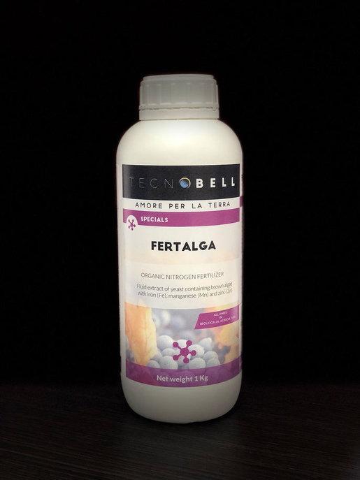 FERTALGA - Seaweed Liquid Fertilizer (Ascophyllum Nodosum) for agriculture