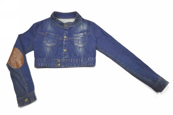Blusao  - Jeans Jacket