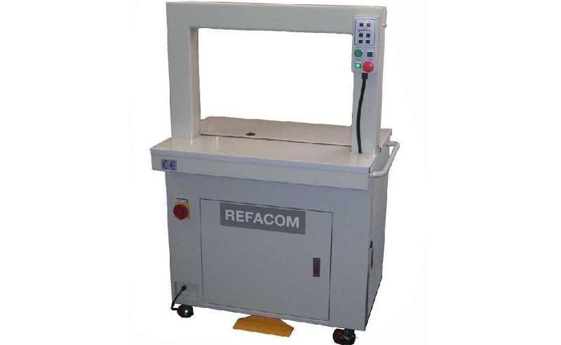 Halfautomatische omsnoeringsmachines SS501 - Omsnoeringsmachines voor pakken en kisten