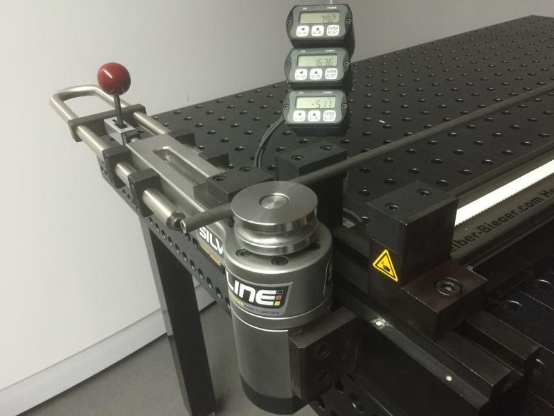 HRB 16 Plus - Hand Rohr Biegemaschine zum biegen von Rohren und Rundeisen