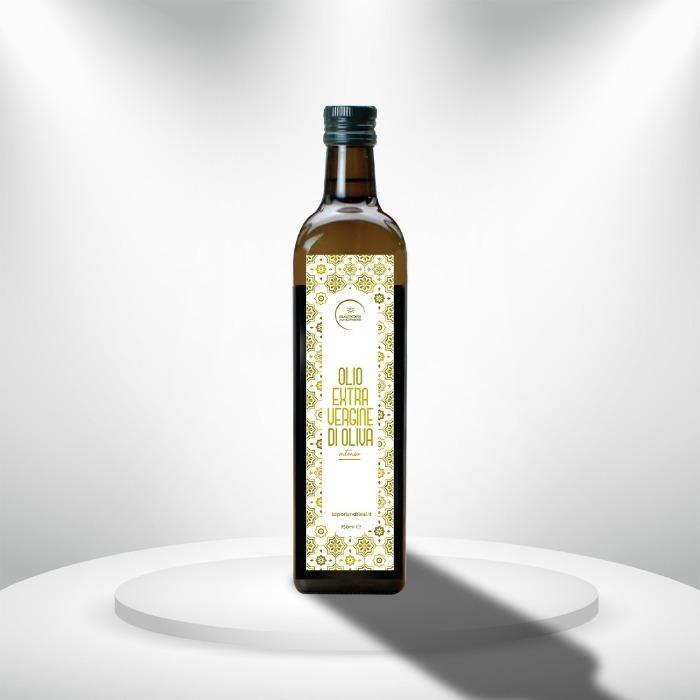 """Olio extra vergine d'oliva tipo """"coratina"""" -"""