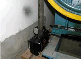 Elevator Wire Rope Tester -
