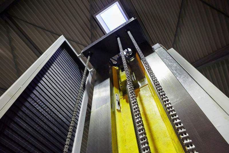 CNC Table Boring Mills - Boring Mills