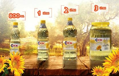 Refined Cooking %100 Sunflower oil