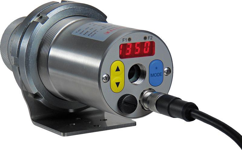 Pyrometer Serie CellaTemp PA - Präzisionsmessgerät zur berührungslosen Temperaturmessung