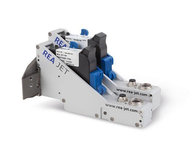 Imprimante à jet d'encre HP - REA JET HR - haute résolution, proprement, durablement et sans agent solvant