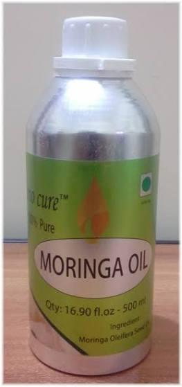 Moringa Seed Oil - Moringa Oil