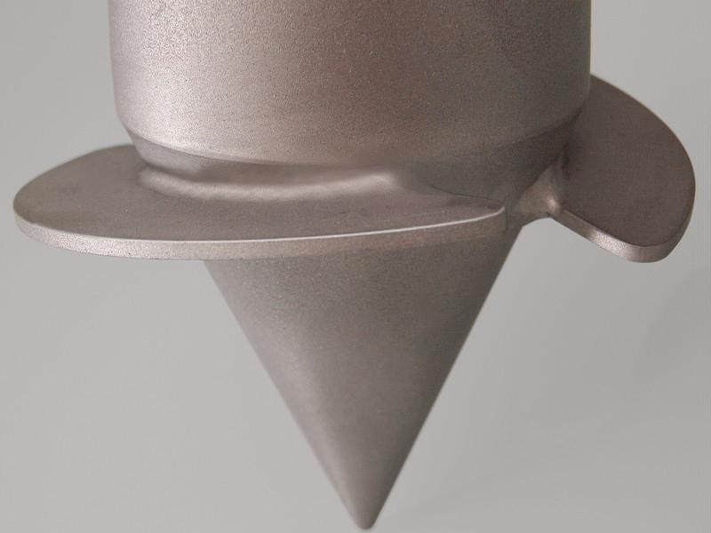 SiloDrill - Sampler for bulk goods, stainless steel, for trucks, railway goods wagons