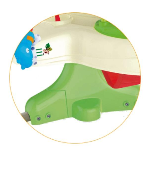 Baby walker multifunctional baby jumper with music and toys - Baby Walker