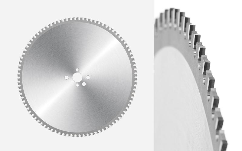 Kreissägeblatt zur Stahlbearbeitung