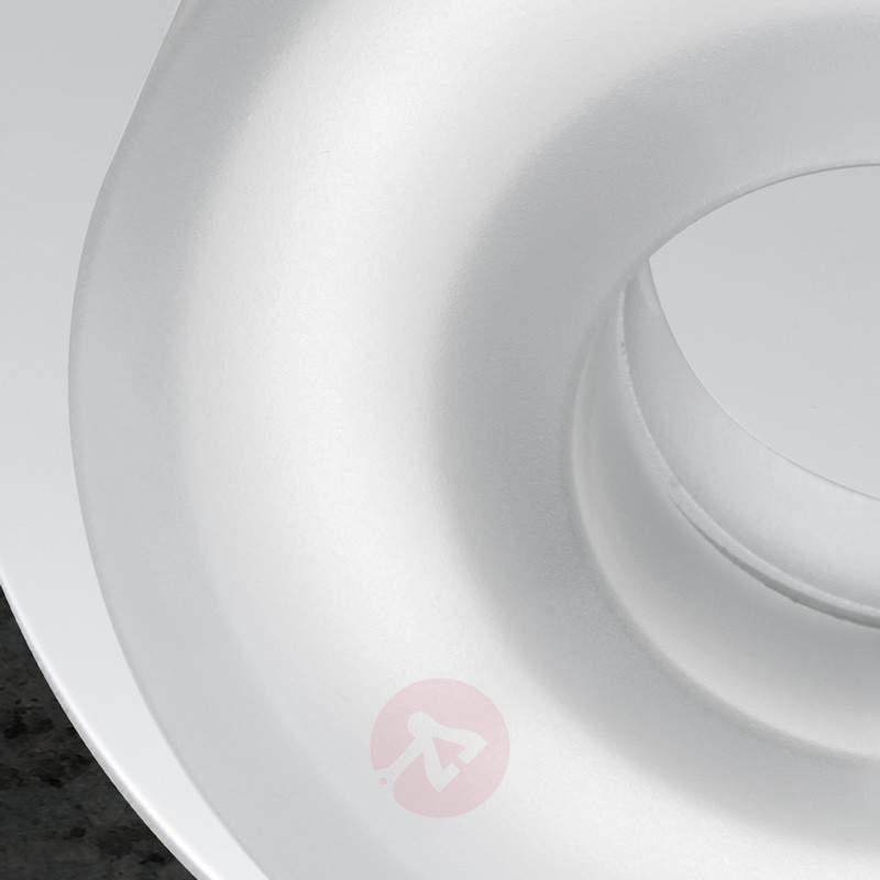 Amir LED Built-In Spotlight Round White - Recessed Spotlights
