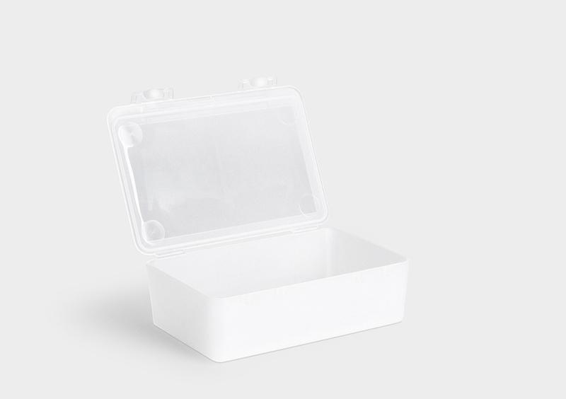 UniBox - Caixas de plástico