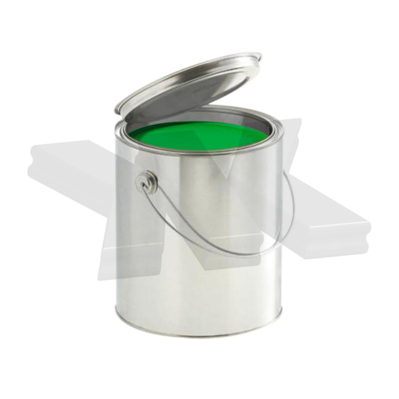 Lacquer - 2,0 kg, incl. hardener, RAL - Laquers
