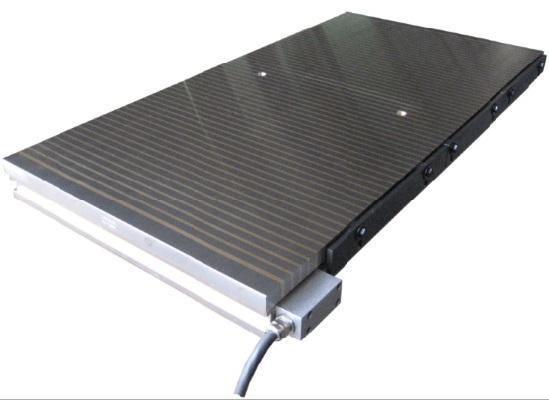 Platos magnéticos electropermanentes LINI-POL