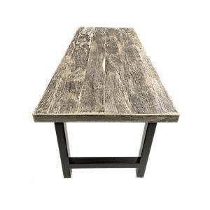 Table en vieil aulne - PLATEAU EN VIEIL AULNE