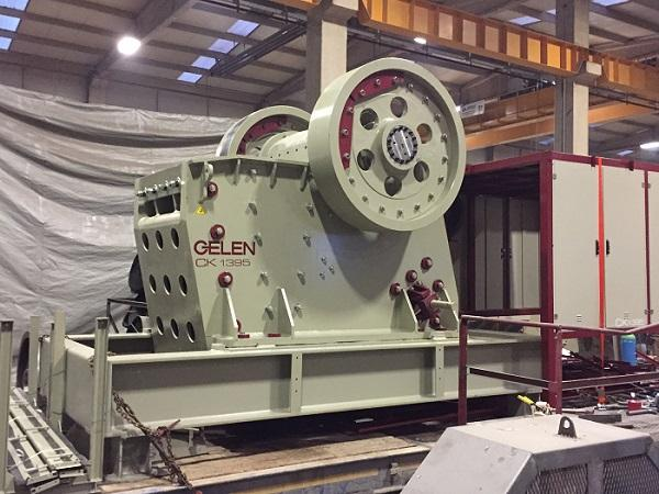 JAW CRUSHER - PRIMARY