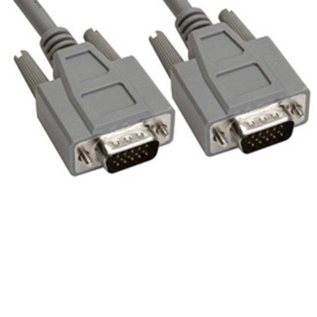 DELUXE HD15 M/M 2.5' - Amphenol Commercial Products CS-DSDHD15MM0-002.5
