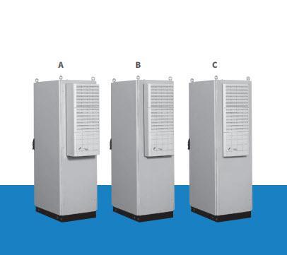 Sky Condizionatori Per Montaggio A Porta O Parete - LINEA CLIMATIZZAZIONE