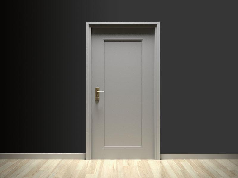 Porta interna - chiusure civili