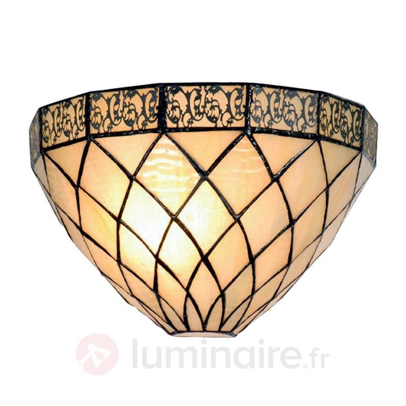 Applique Diamond style Tiffany - Appliques style Tiffany