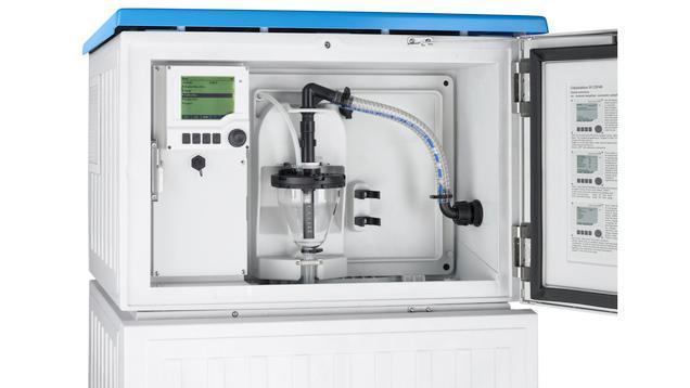 analyse liquides produits - preleveur automatique liquistation CSF48