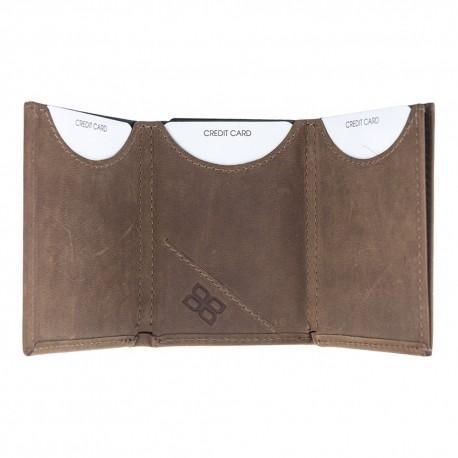 Leather Cartella -