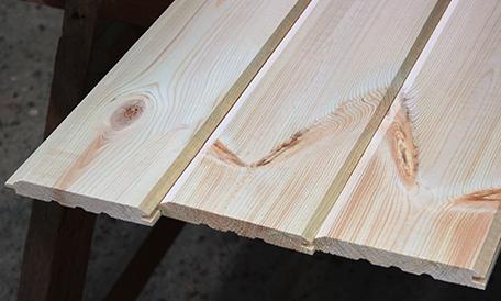 ИМИТАЦИЯ БРУСА - Стеновые панели из дерева