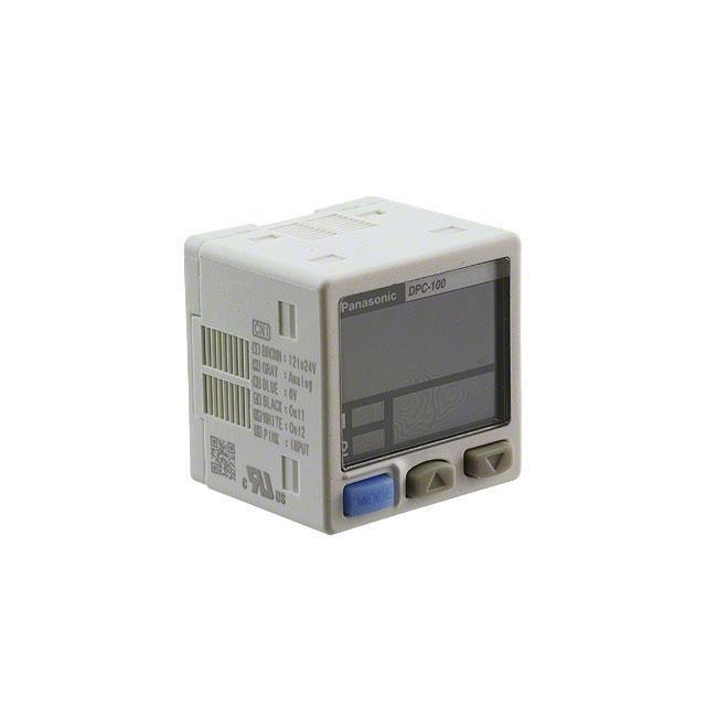 SENSOR PRESSURE GAUGE - Panasonic Industrial Automation Sales DPC-101-J